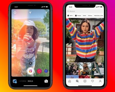Instagram lanza Reels, una alternativa a TikTok para quienes no quieren que sus 'stories' caduquen