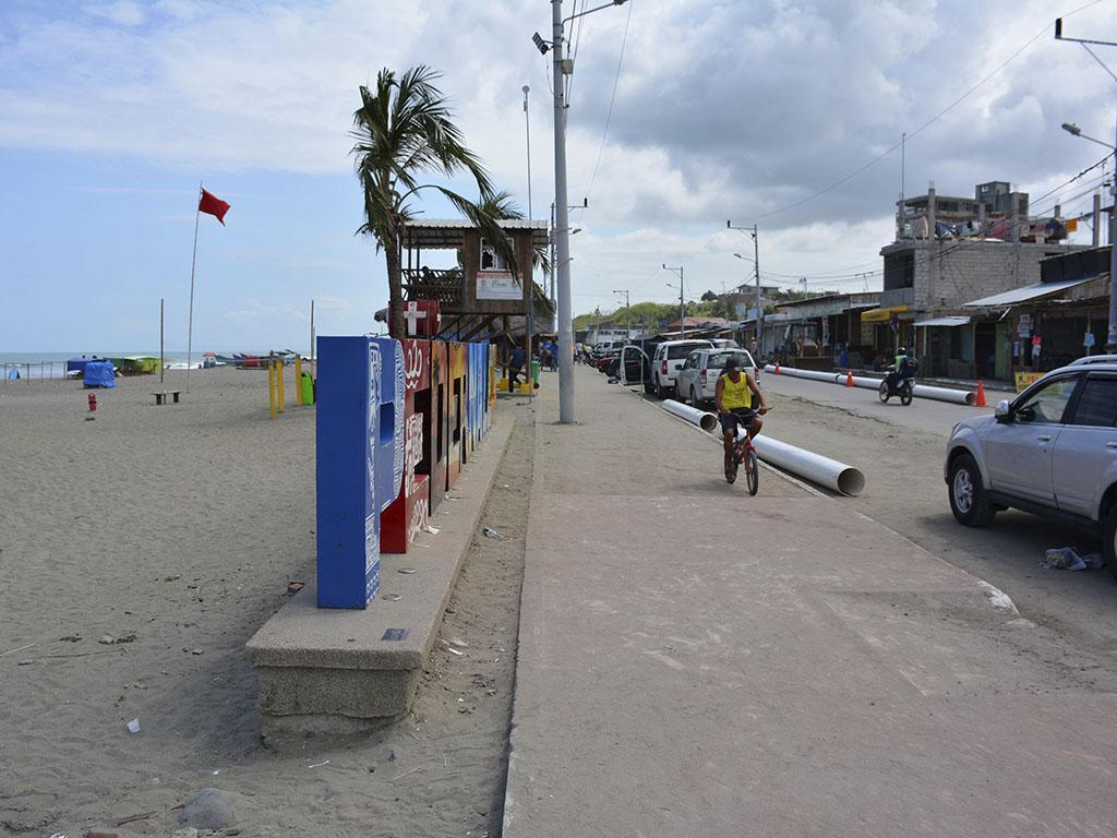 Pedernales es la única playa de Manabí que reabre hoy, cinco cantones esperan por auge de Covid-19