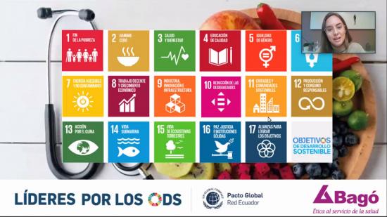 Participan en foro 'Retos y acciones por la sostenibilidad: salud y bienestar'
