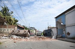 Dos muertos y al menos ocho heridos tras explosión en una fábrica de Manta
