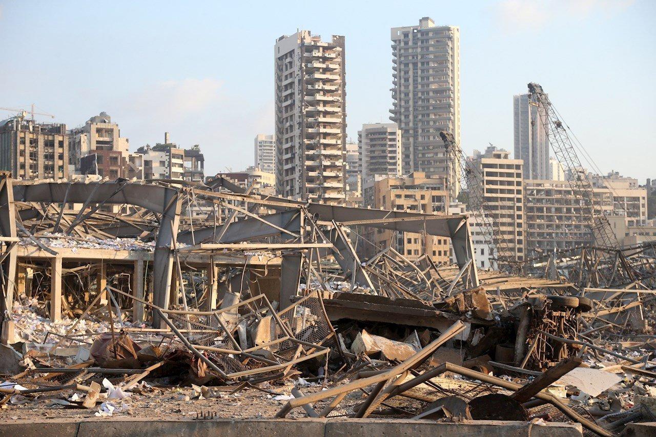 Detenidas 16 personas en Líbano en el marco de las investigaciones por las explosiones en el puerto de Beirut