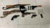 Detienen a 13 presuntos miembros de una banda dedicada al sicariato y narcotráfico en Manabí