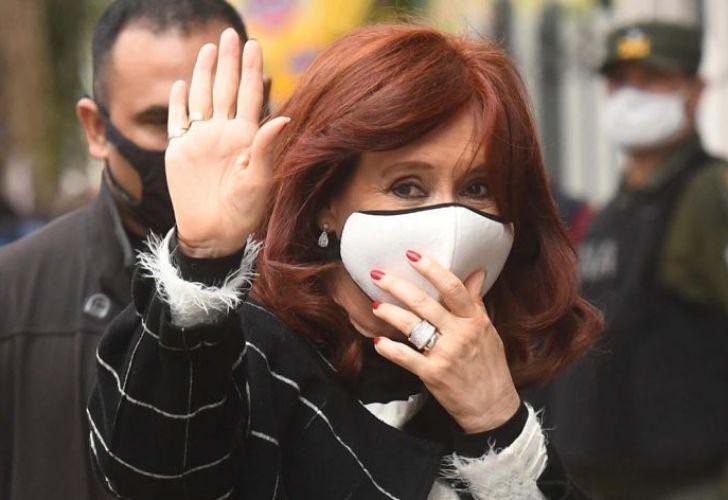 Cristina Fernández demanda a Google por aparecer como 'ladrona de la nación'