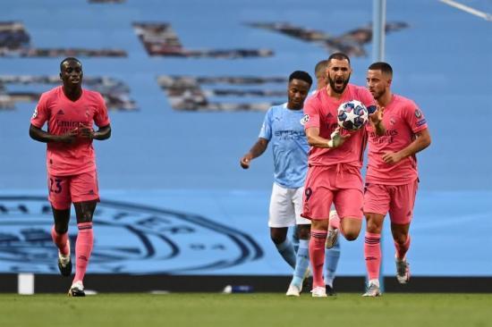 Champions League: El Real Madrid cayó 2-1 ante el Manchester City y quedó eliminado