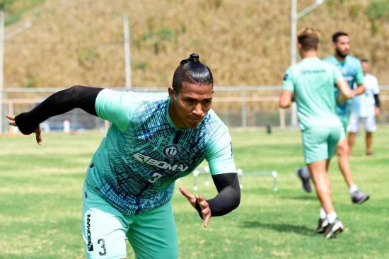 Liga de Portoviejo perdió 1-2 ante el Manta el duelo amistoso que se jugó en el estadio Reales Tamarindos
