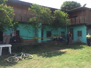 Mujer embarazada fue hallada sin vida dentro de su departamento en Tosagua