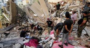 Aumentan a 158 los muertos y a 6.000 los heridos por la explosión de Beirut