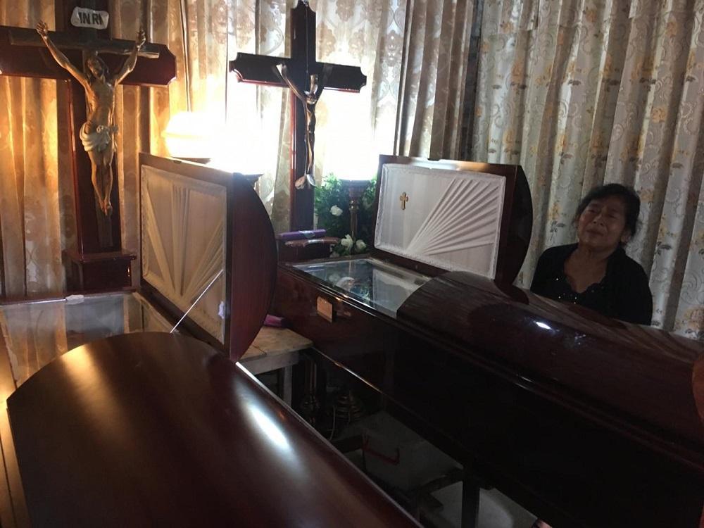 Padre e hijo murieron producto de la explosión en una fábrica procesadora de atún en Manta