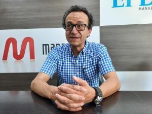 Christian Zurita: ''Si existe un perdedor en estos 14 años, es la provincia de Manabí''