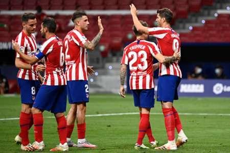 El Atlético de Madrid anuncia dos positivos por coronavirus que alteran su plan para la Champions