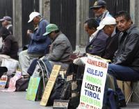 Ecuador registra más de un millón de desempleados, según encuesta