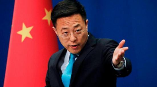 China sanciona a once funcionarios de EE.UU. por 'interferir' en Hong Kong