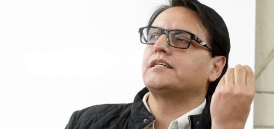 """Fernando Villavicencio: """"Sólo en el correísmo, a Manabí le robaron 5 mil millones de dólares"""""""