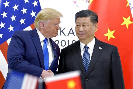 Trump sobre Xi Jinping: ''Me caía bien, pero ahora no me siento así''
