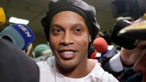 La justicia estudiará el 24 de agosto la posibilidad de dejar en libertad a Ronaldinho