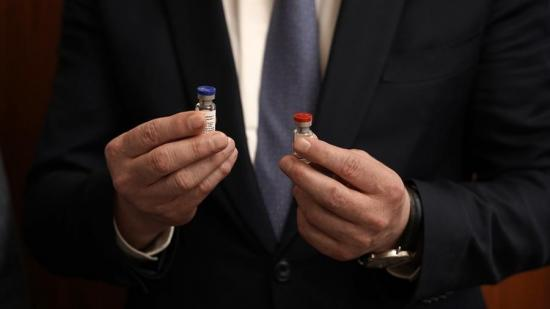 Putin afirma que Rusia ha registrado la primera vacuna contra la Covid-19 en el mundo