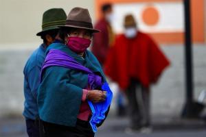 Más de 2.000 casos de covid-19 en indígenas de la Amazonía en Ecuador