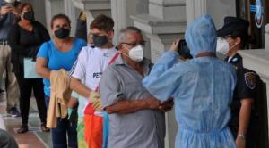 Ascienden a 97.110 los positivos y 5.984 los decesos por covid-19 en Ecuador