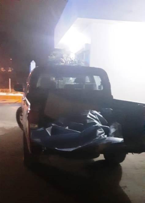 Hombre fue asesinado con un disparo en el pecho en el centro de Jama