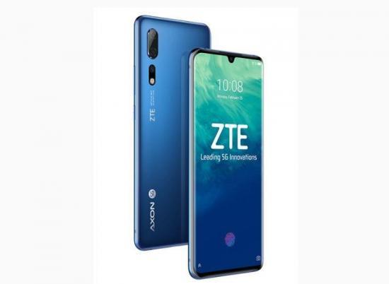 ZTE anuncia que fabricará el primer celular con cámara debajo de la pantalla