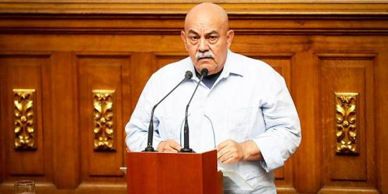 Muere por covid-19 el jefe de Gobierno de Caracas y alto dirigente chavista