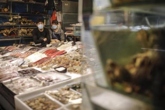 El mercado de Pekín donde surgió el rebrote de Covid-19 en junio reabrirá sus puertas