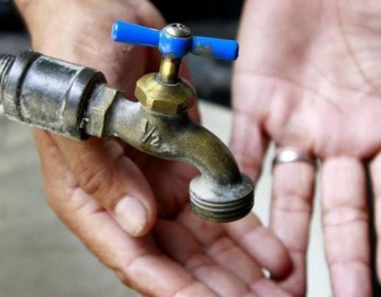 Este viernes en Manta habrá suspensión de agua potable