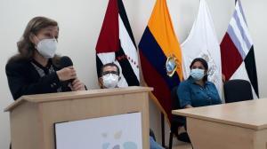 Melva Morales García es la nueva Gerente del Hospital de Especialidades Portoviejo