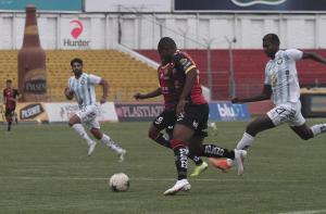 Deportivo Cuenca y Guayaquil City empatan 1-1 en el reinicio de la LigaPro