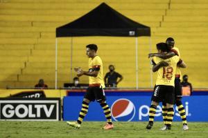 Barcelona SC vence por la mínima diferencia a Orense en el Monumental