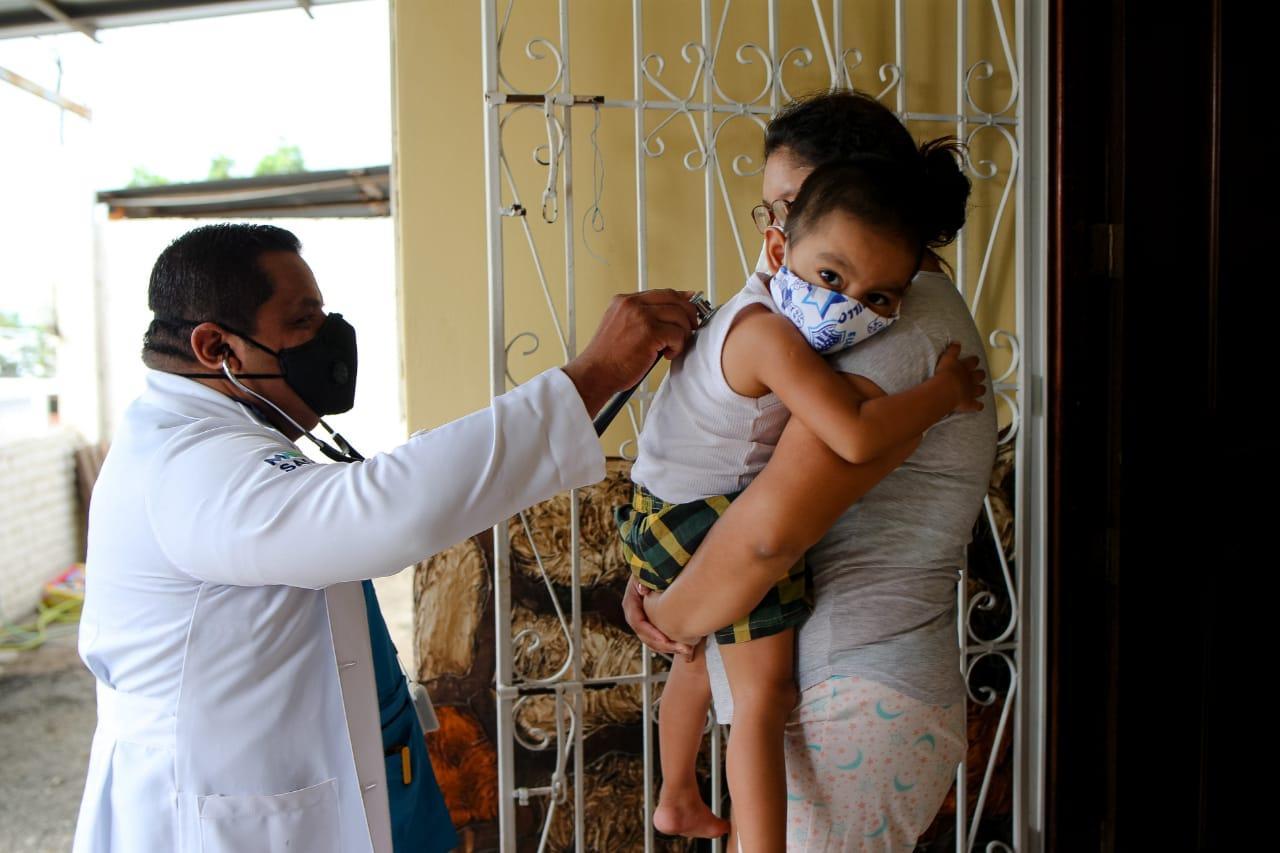MANTA: Brigadas médicas domiciliarias han atendido más de 72 mil personas para contener la Covid-19