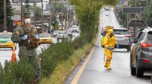 El COE de Ecuador pidió al presidente que amplíe el estado de excepción por la Covid-19