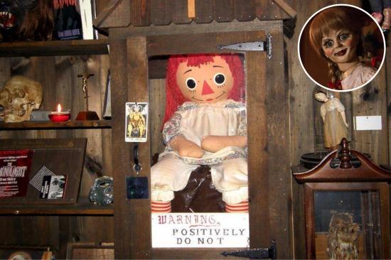 La muñeca Annabelle causa 'pánico' en redes sociales por su supuesta desaparición