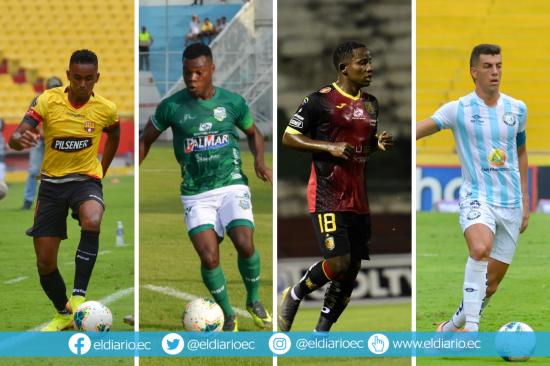 Barcelona, Orense, Dep. Cuenca y Guayaquil City marcan el regreso del fútbol a Ecuador