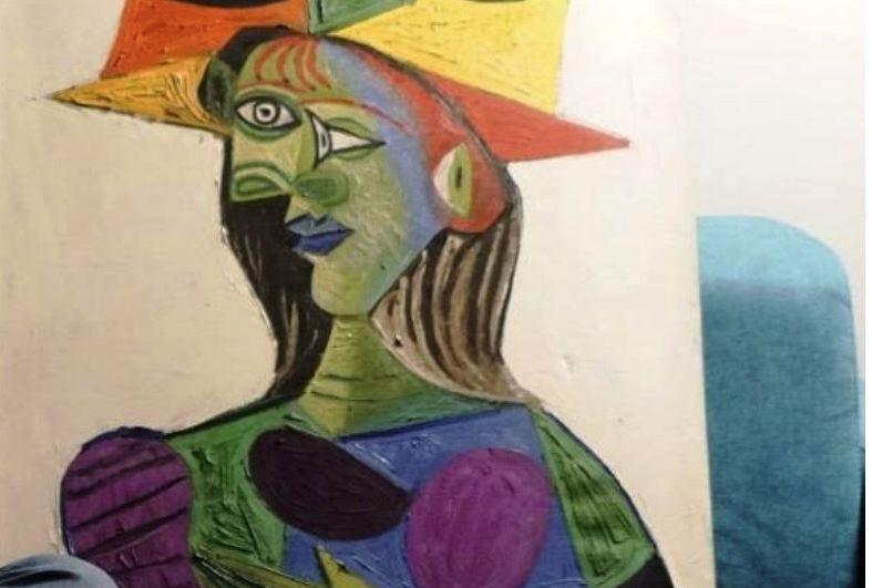 Un hombre es condenado a 18 meses de prisión por dañar un cuadro de Picasso