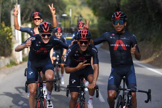 El noruego Kristoff ganó la primera etapa del Tour de Francia; Richard Carapaz terminó en el puesto 44