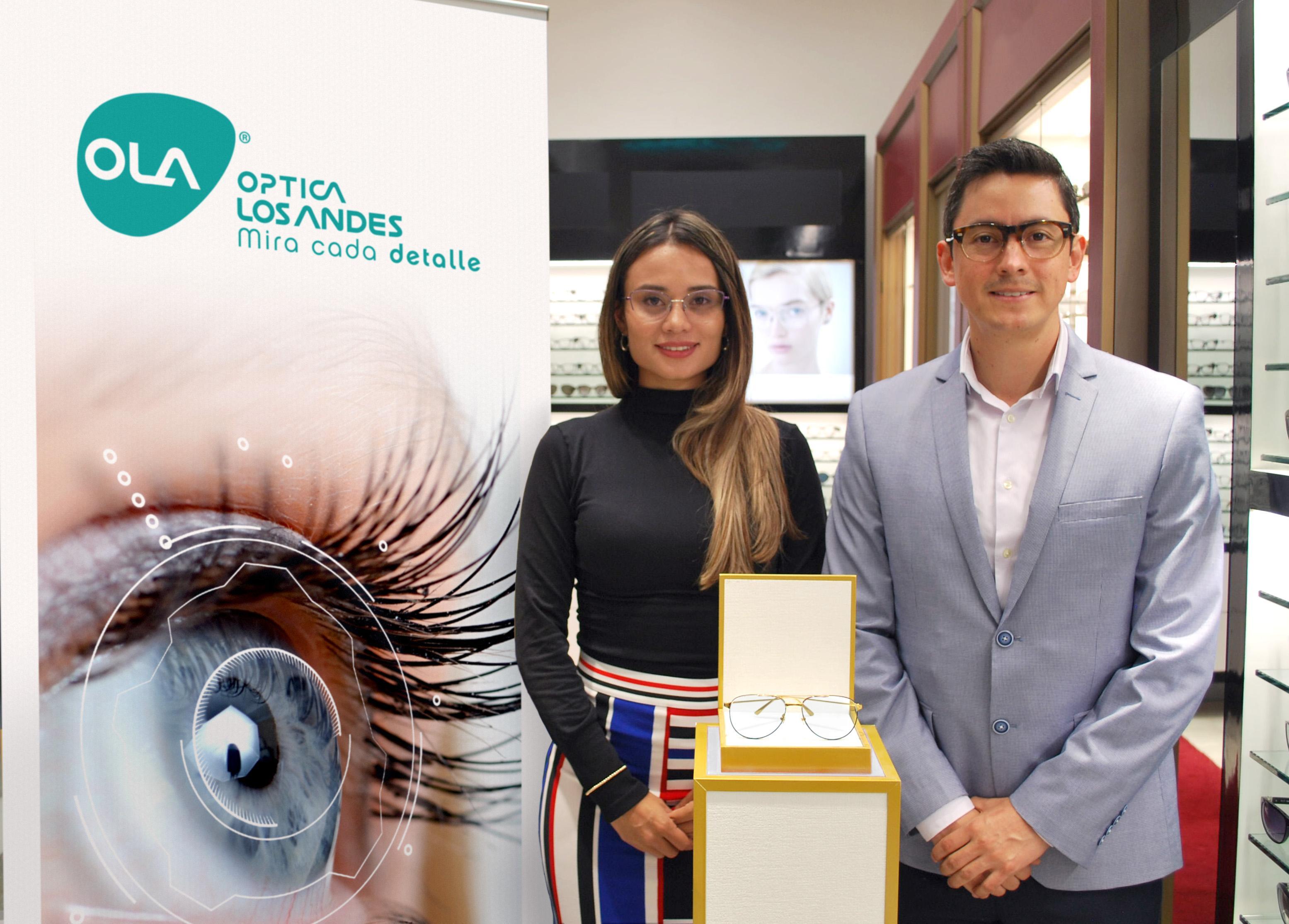 Óptica Los Andes presenta los nuevos Essilor Optifog