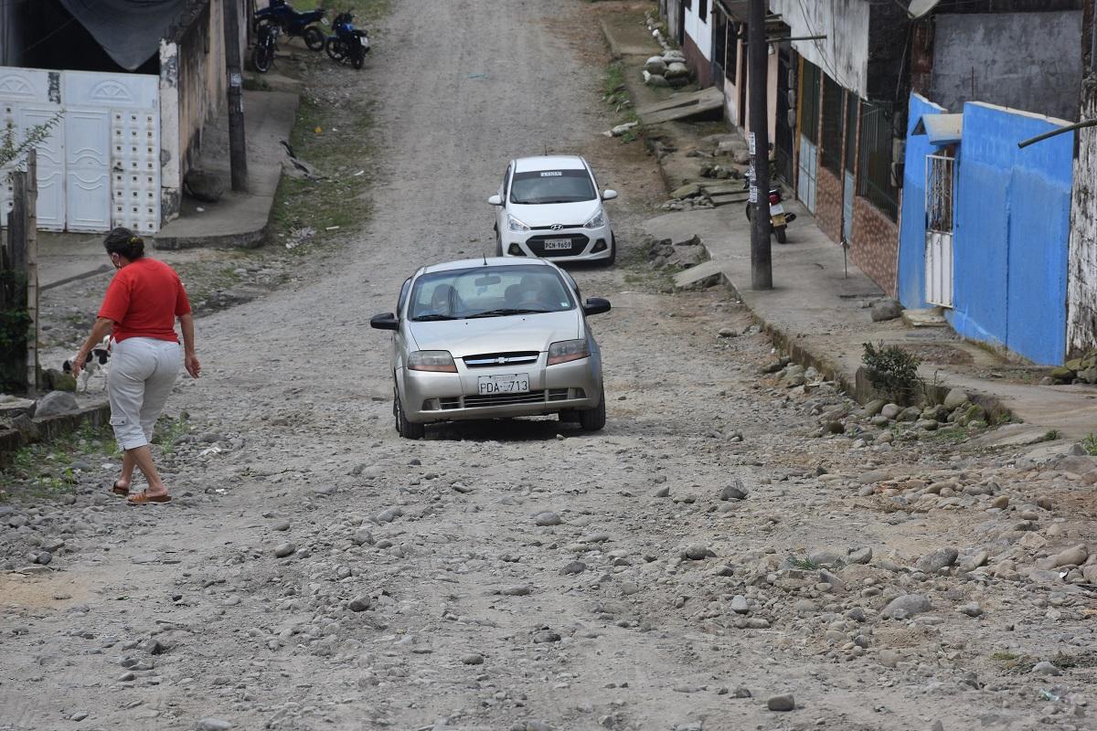 El sector Cuatro de Ciudad Nueva está en el olvido, dicen sus moradores