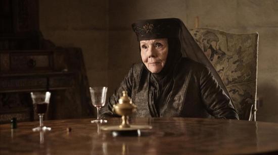 Muere Diana Rigg, actriz de 'Juego de Tronos', a los 82 años