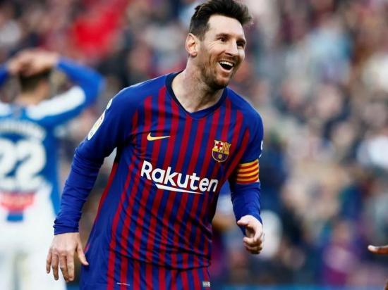 Leo Messi encabeza la lista de futbolistas mejores pagados por delante de Cristiano y Neymar
