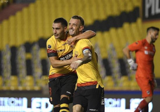 Independiente, Liga de Quito y Barcelona están en pelea cerrada por ganar la fase en Ecuador