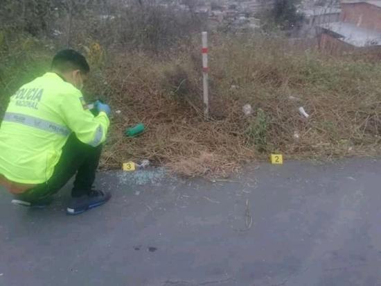 Hombre es asesinado a balazos en Jipijapa