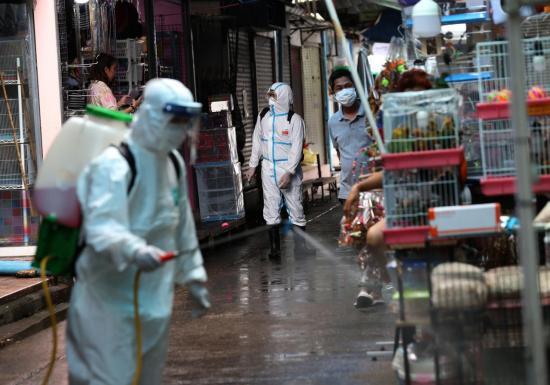 Brasil notifica un descenso significativo en las nuevas muertes por COVID-19 y registra 380