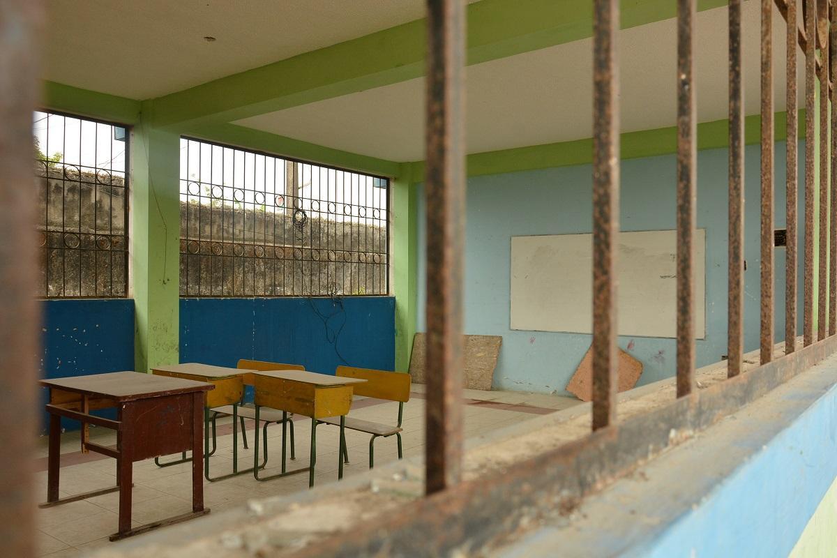 "1.280 alumnos de Santo Domingo se hicieron ""humo"""