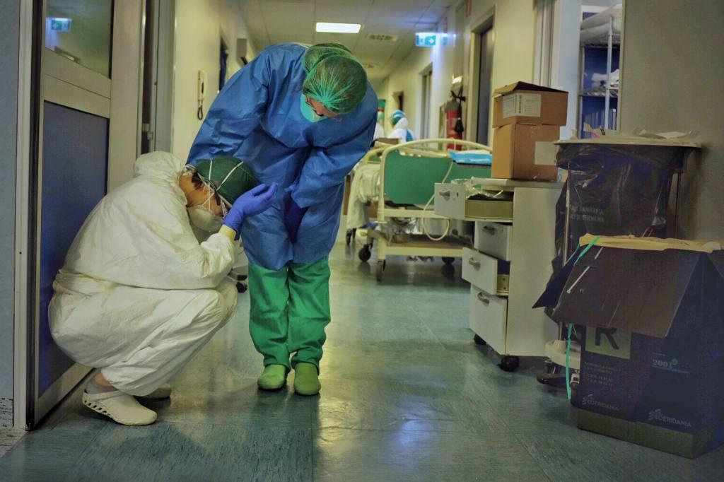 Unos 3 millones de trabajadores de la salud en el mundo han tenido covid-19, según un estudio