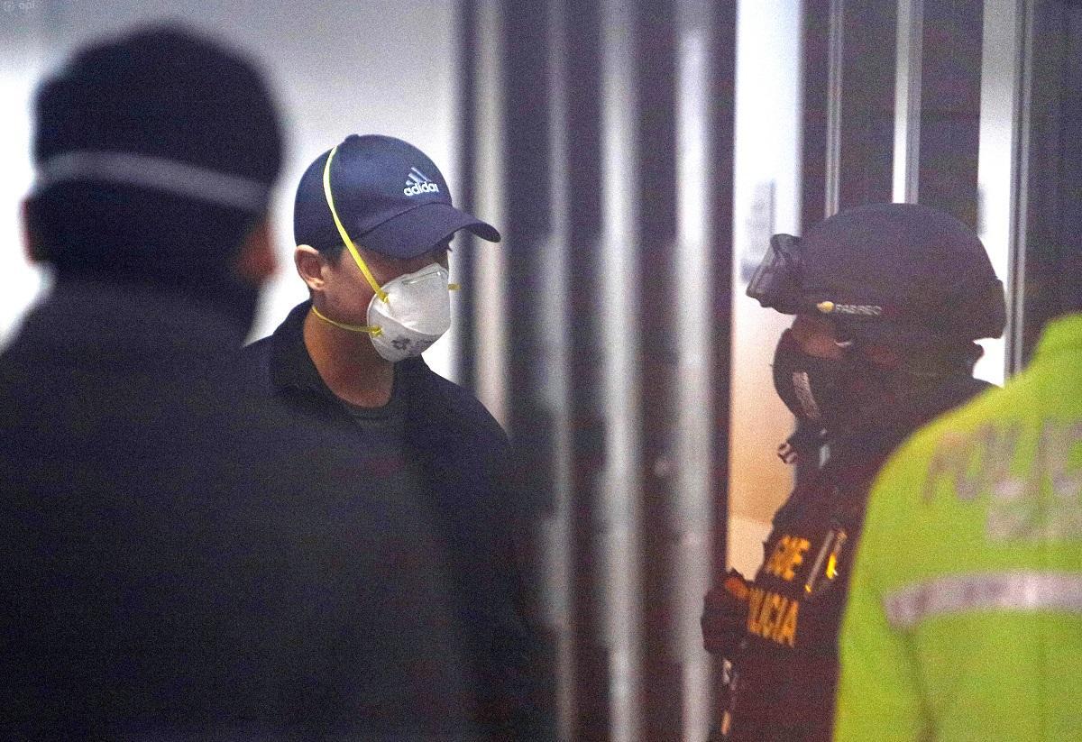El exasambleísta manabita Daniel Mendoza acepta que hubo coimas en el hospital de Bahía