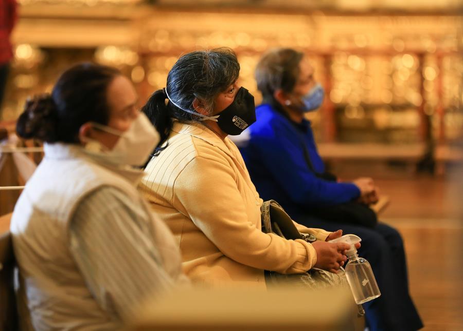 Ecuador reporta 119.553 personas contagiadas y 10.963 fallecidas por COVID-19
