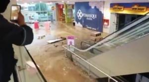 Intensas lluvias en Quito inundan Pomasqui