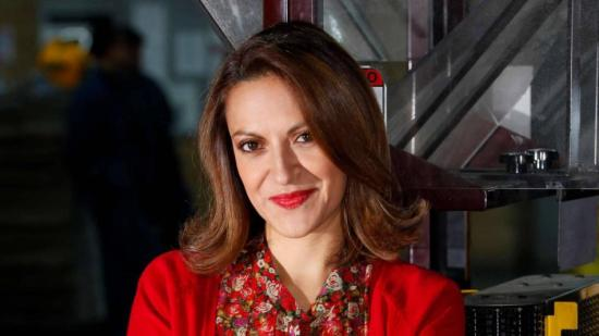 La periodista Jineth Bedoya recibe el Premio Pluma de Oro de la Libertad