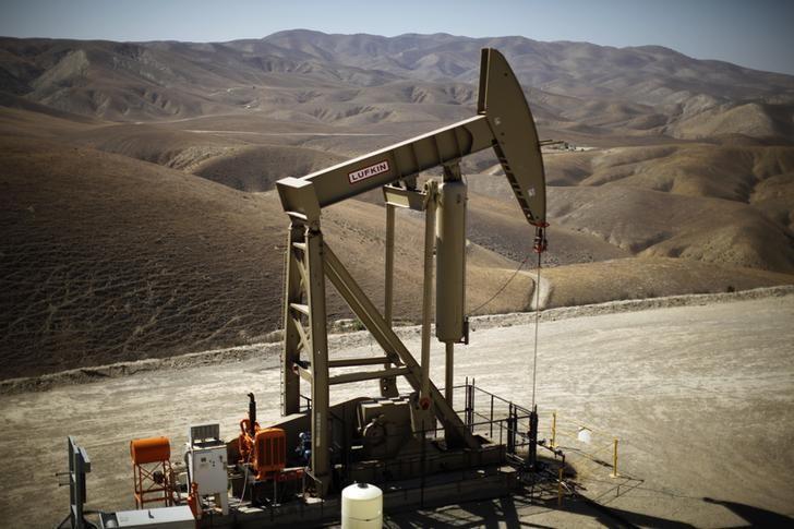 El petróleo de Texas abre con un alza del 2,64 %, hasta 39,29 dólares